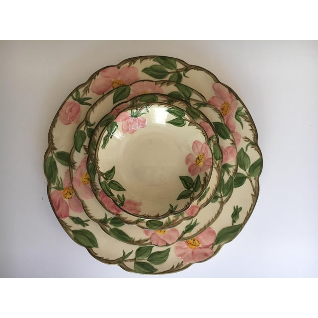 Franciscan Desert Rose Dinnerware - Service for 6 For Sale In Chicago - Image 6 of 8