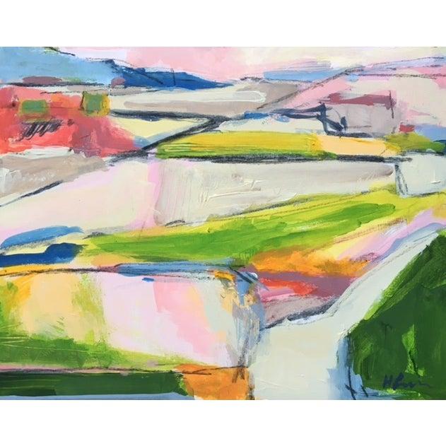 Summer Landscape by Heidi Lanino - Image 1 of 2