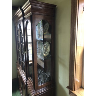Harden Solid Cherry China Cabinet Preview