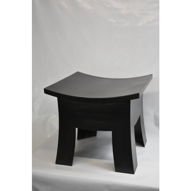 Douglas Werner Torii Stool For Sale - Image 4 of 4