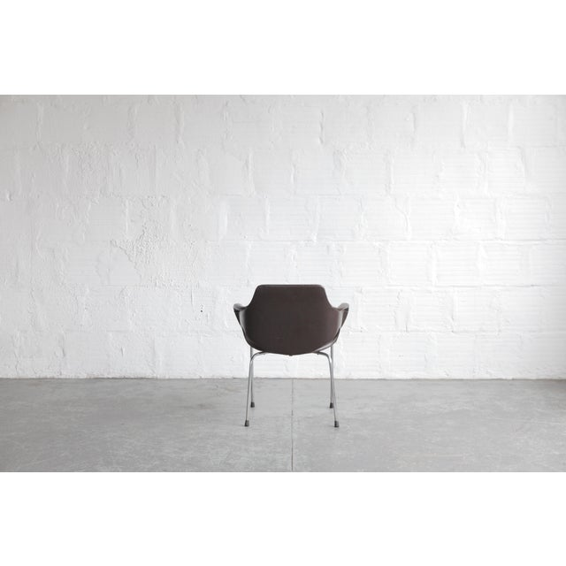 Authentic Huonekalutehdas Sopenkorpi Finish Dining Chair.