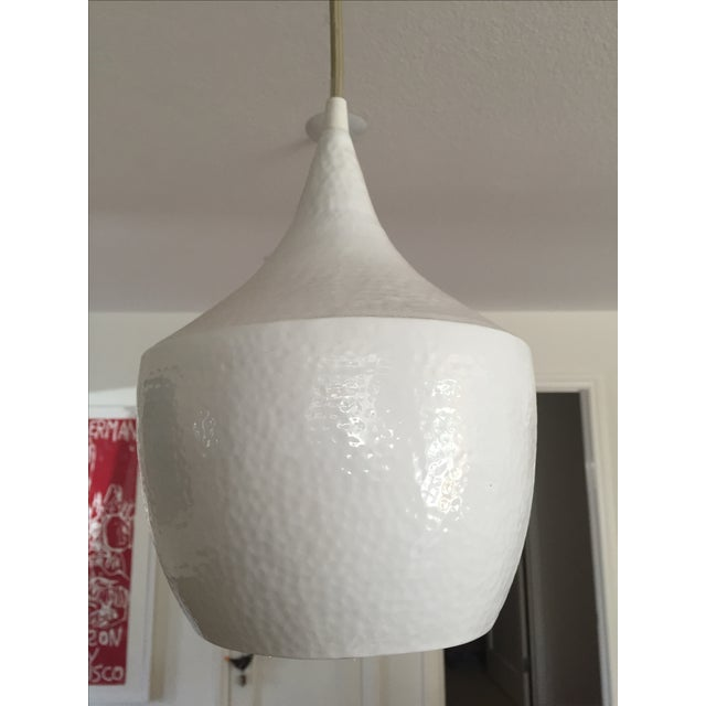 Arteriors Ziggy Pendant Light. Seller has 2 available. $235 each. If you'd like to purchase both lights, please email...
