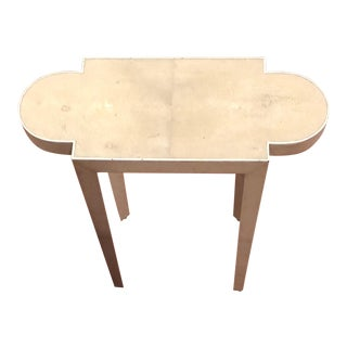 Holly Hunt Cigarette Table For Sale