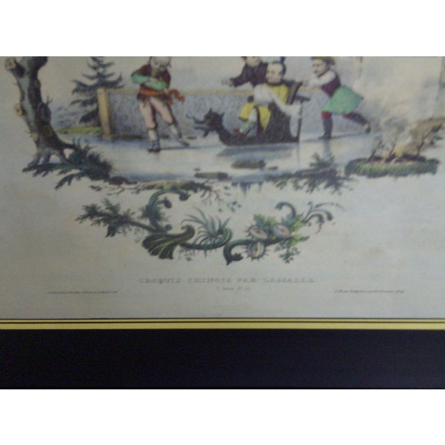 Croquis Chinois Par Lasalle, 1800s Chinese Print - Image 3 of 5