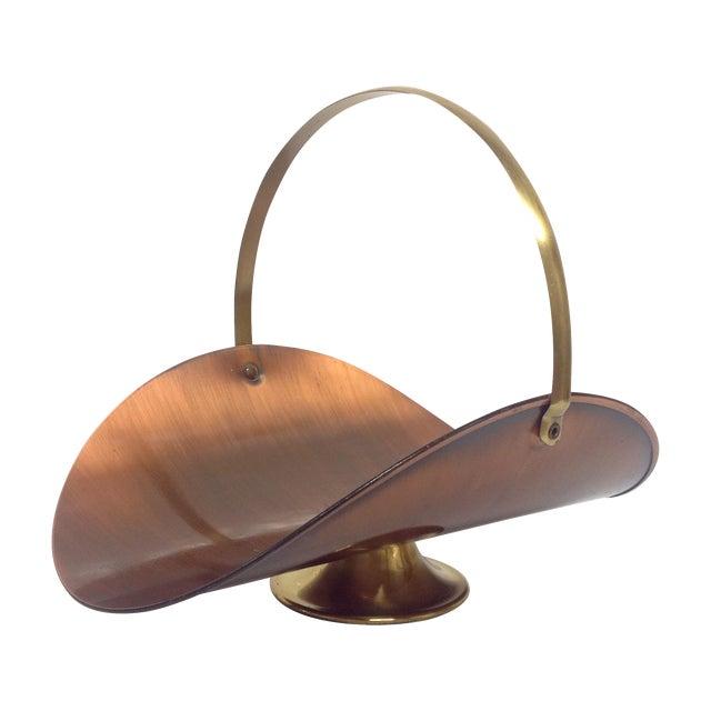 Vintage Fruit Basket by Copper Craft Guild - Image 1 of 6