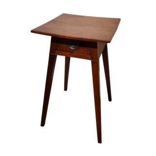 Federal Cherrywood Splay Leg Work Stand For Sale