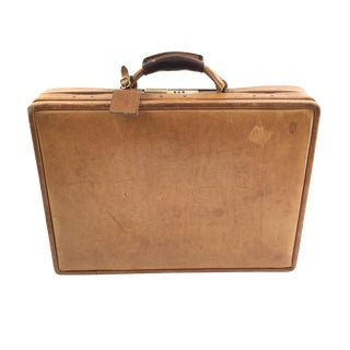 Hartmann Luggage Co. Leather Briefcase