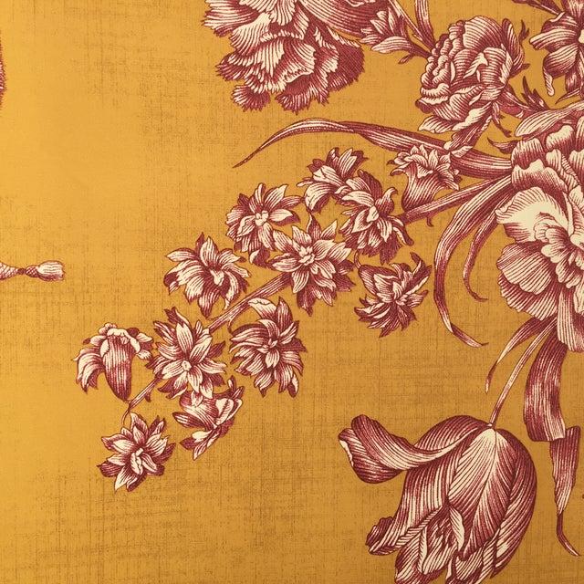 French Country Gardenia Pierre Deux Wallpaper