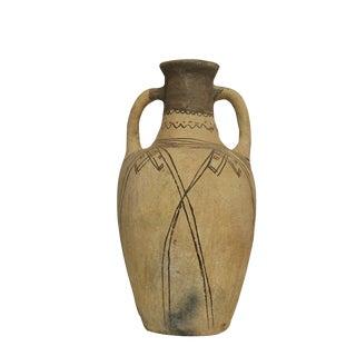 Vintage Moroccan Berber Pot