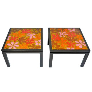 Harvey Probber Side Tables For Sale