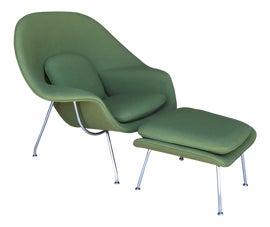 Image of Eero Saarinen Accent Chairs
