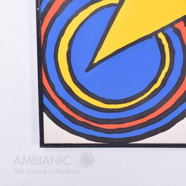 Galerie Maeght Calder Poster For Sale - Image 9 of 9