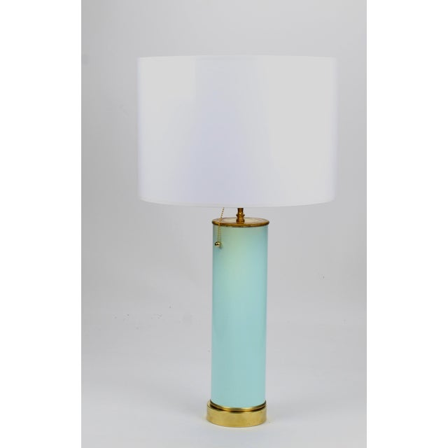 Made To Order: 1-2 week lead time Individually hand-made Exterior Color: White (RAL 9016) Interior Color: Gold Size:...