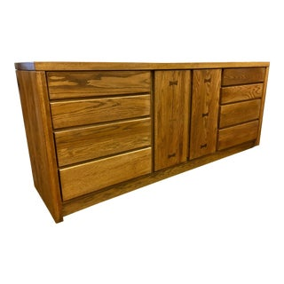 Mid-Century Modern Conant Ball Dresser Buffet Sideboard Server For Sale