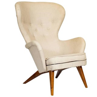 Carl Gustav Hiort af Ornäs Lounge Chair For Sale
