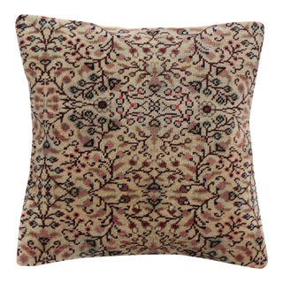 Traditional Anatolian Home Carpet Pillow For Sale