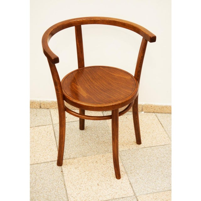 Thonet No. 8 armchair by Thonet, 1904 For Sale - Image 4 of 7