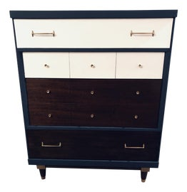 Image of Charcoal Dressers and Chests of Drawers