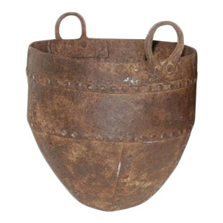Studded Iron Pot For Sale