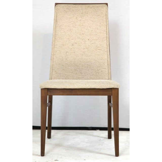 Milo Baughman for Dillingham Dining Chairs - S/4 - Image 3 of 9