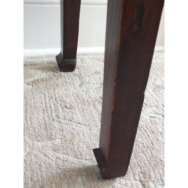 Chinese Ming Style Zitan Wood Table - Image 9 of 11