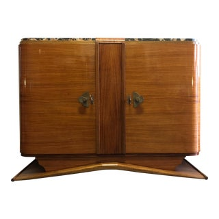 Art Deco Palisander Sideboard For Sale
