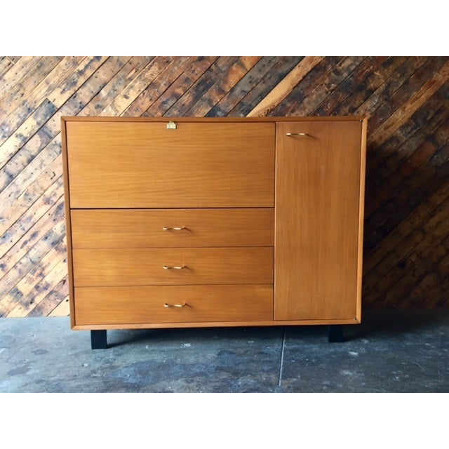 Mid-Century Herman Miller Refinished Credenza For Sale - Image 7 of 7