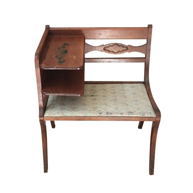 Antique Gossip Table - Image 1 of 9