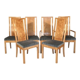 Burlwood Dining Chairs By Thomasville