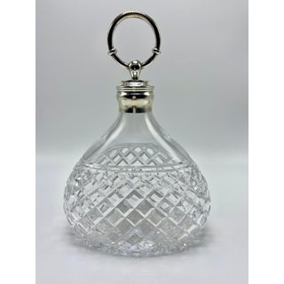 Hermes Baccarat Crystal and Silver Decanter Preview