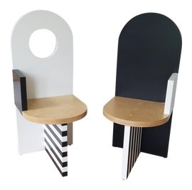 Image of New and Custom Side Chairs