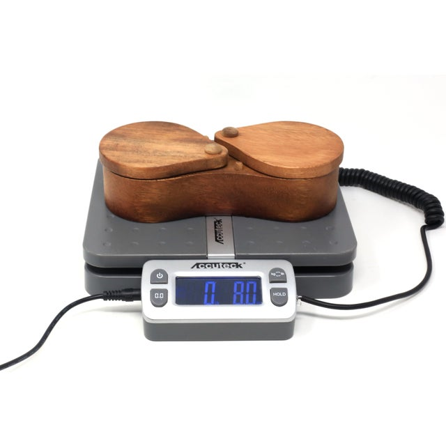 Handmade Wooden Bowl for Herbs or Spices For Sale - Image 9 of 11