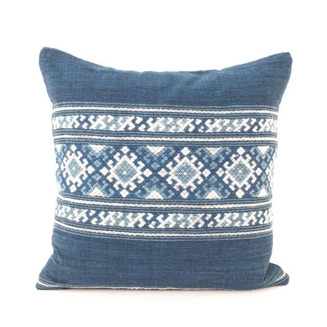 Indigo Pillow III Cover - Image 1 of 3