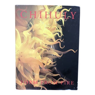 Chihuly Form From Fire 1993 For Sale