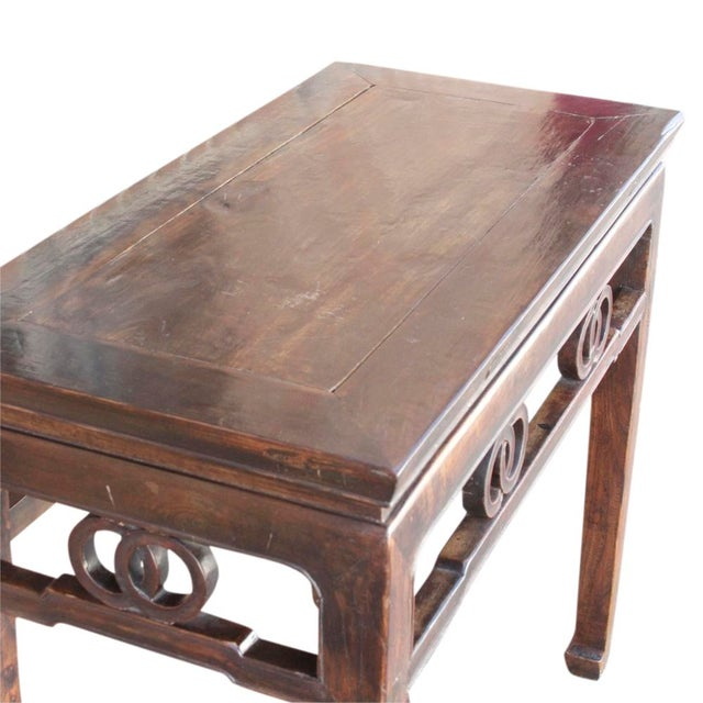 Vintage Chinese Altar Console Table - Image 5 of 7