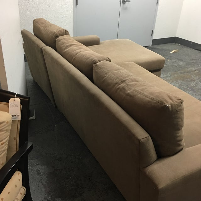 Restoration Hardware Maxwell Sectional - Image 6 of 6