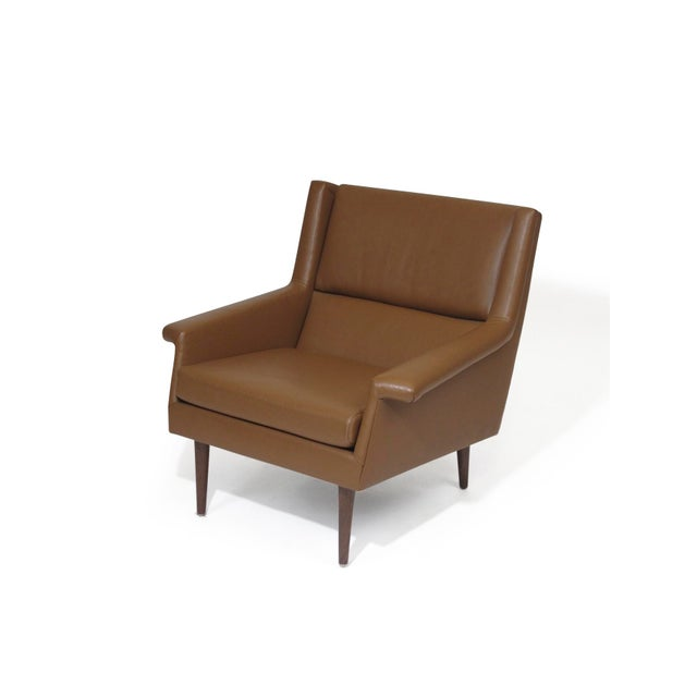 Milo Baughman for Thayer Coggin Milo Baughman Lounge Chair For Sale - Image 4 of 10