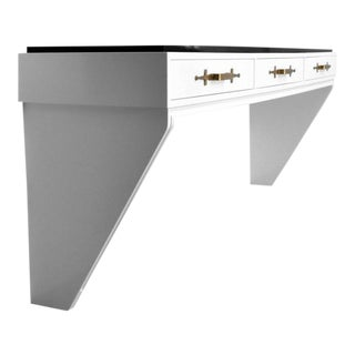 1950s Vintage Tommi Parzinger Console Table For Sale