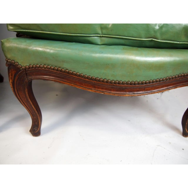 Louis XV Style Bergères - A Pair - Image 3 of 6