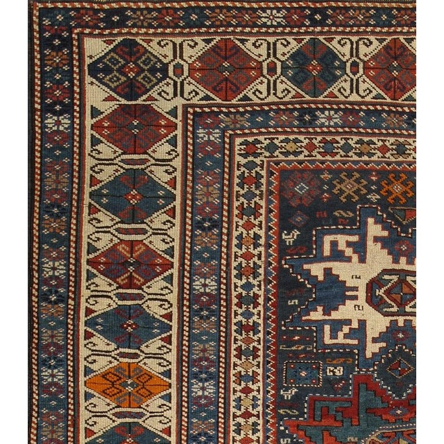 Pasargad's Kazak Collection is inspired by antique Caucasian rugs that are made by villages and tribes of Azerbaijan. Made...