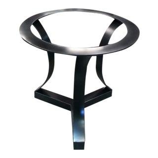 Modern Iron Dining Base For Sale