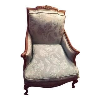 Early 19th Century Formal Seating Chair For Sale