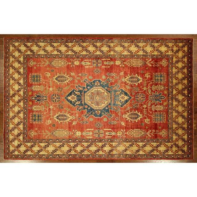 "Mojave Collection Kazak Rug - 7'5"" x 11'5"" - Image 2 of 11"