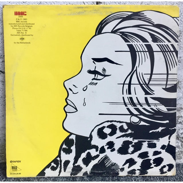 Roy Lichtenstein Record Cover Art For Sale - Image 5 of 5