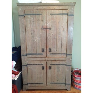 Brighams All Wood Armoire Preview