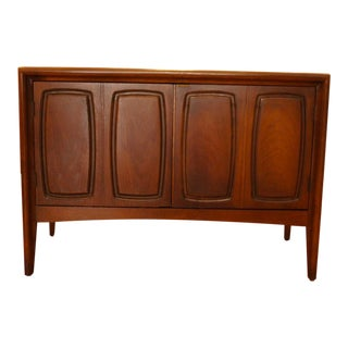 Mid Century Broyhill Emphasis Petite Credenza For Sale