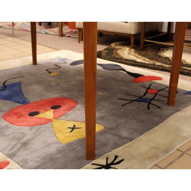 Mid-Century Danish Modern Arne Hovmand Olsen Teak Oval Dining Set For Sale - Image 9 of 13