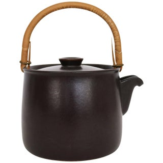 Stig Lindberg Terma Tea Pot For Sale