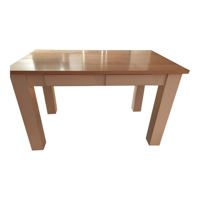 Custom Maple Island Table - Image 1 of 7