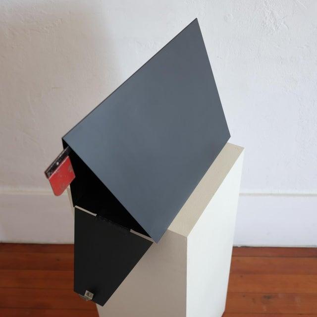 A-Frame Architectural Mailbox, 1950s For Sale - Image 9 of 13